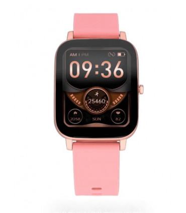 Smartwatch Radiant de Mujer con correa Rosa - RAS10303