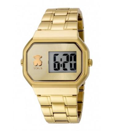 Reloj Tous Mujer Digital Acero IP Dorado - 600350300
