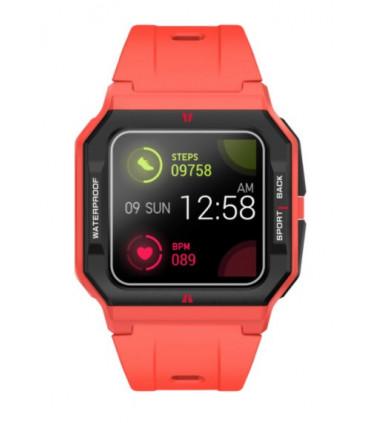 Smartwatch Retro Rojo y Negro Radiant - RAS10502